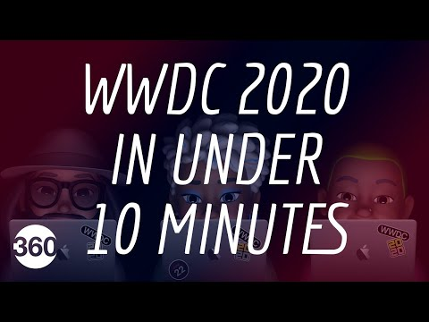 WWDC 2020 Keynote in Under 10 Minutes: iOS 14, iPadOS 14, Macs Moving to Apple Processors