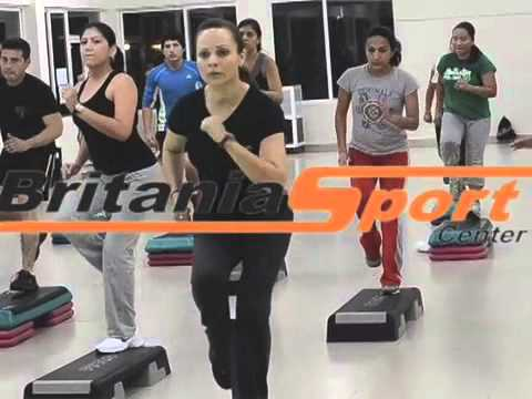 BRITANIA Sport Boca del Rìo Veracruz Body Systems Program
