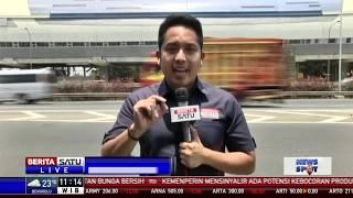 Segera Uji Coba, Rangkaian Kereta LRT Cibubur-Cawang Siap Dikirim