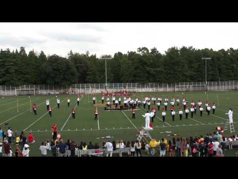 Nile C. Kinnick High School Marching Band 2013-2014