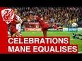 Sadio Mane goal celebrations - Champions League Final 2018