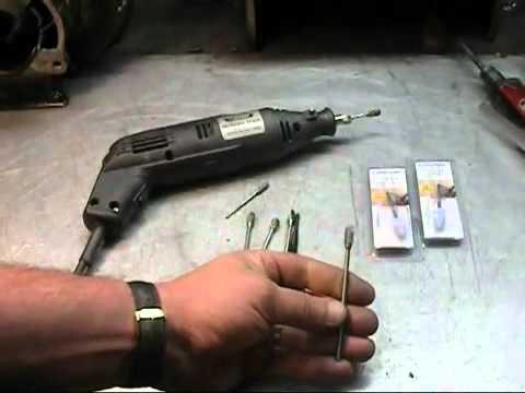 Blaster Cylinder Porting Exhaust part 1