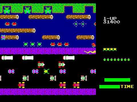 Mega Drive Longplay [501] Frogger