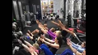 Mah-Ann's Pro Fitness 3-25-18 Group Session