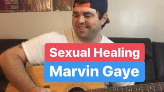 Marvin Gaye - Sexual Healing (Acoustic COVEr)