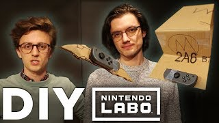 Making Mario Better With Cardboard — LABO LAB