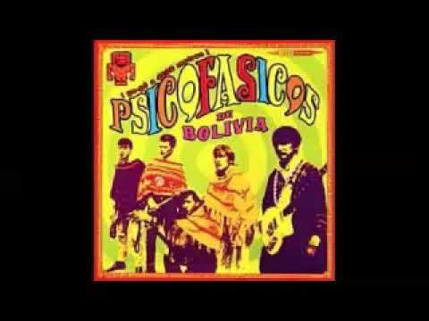 Various – Psicofasicos De Bolivia: Go-Go A 4000 Metros! 60s Bolivian Garage Rock Music Compilation