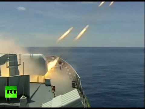 Live-Fire: Chinese navy kicks off drills in South China Sea