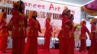 tari barakallah SDIT Mentari Indonesia