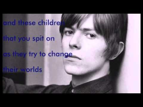 Changes[Butterfly boucher Ft,David Bowie]Lyrics