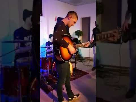 Eelke no Cash & The bankrupt Boys - Cocaine blues cover