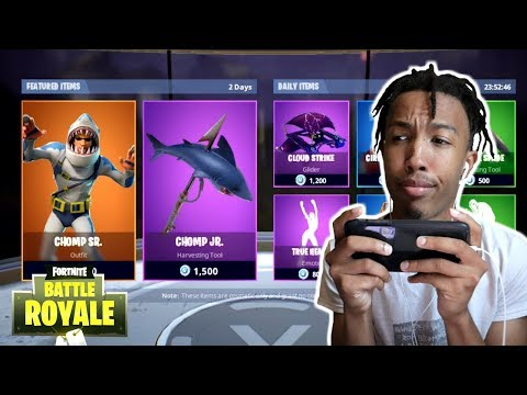 🔴 GARBAGE TRASH FORTNITE MOBILE PLAYER *RANDOM DUOS*