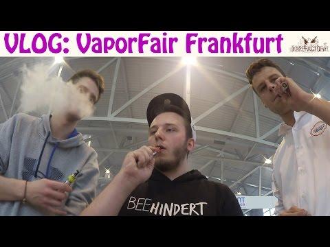 VLOG: VaporFair | Frankfurt