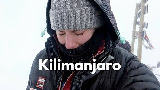 THE HARDEST THING I HAVE EVER DONE  KILIMANJARO