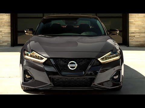 2021 Nissan Maxima - Special High-trim Sedan!