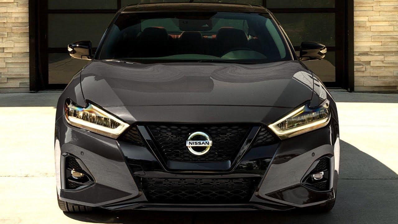 2021 nissan maxima - special high-trim sedan! - youtube