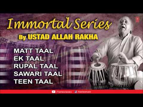 Ustad Allah Rakha (Full Song Jukebox) - T-Series Classical Instrumental