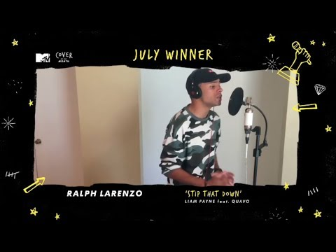 Strip That Down - Liam Payne (Ralph Larenzo Cover) | MTV Cover of the Month Submission!!