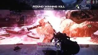 History of Call of Duty Trickshotting [Best Trickshots]