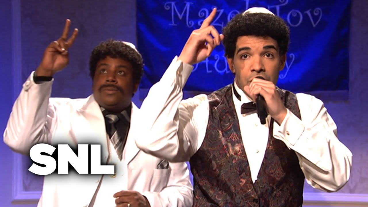 Drake's Bar Mitzvah Re-do | TMZ TV - YouTube