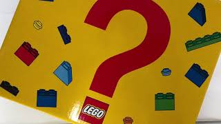 Lego Lucky Box Unboxing