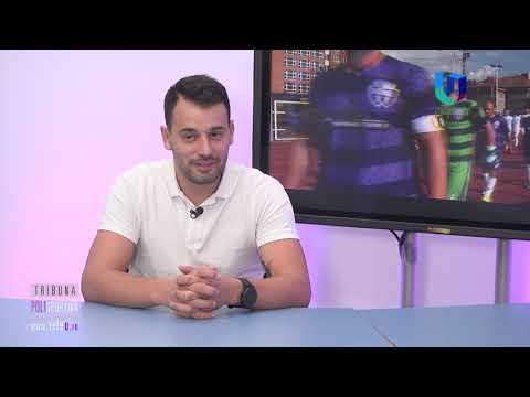 """TeleU: Cristian Fenici la """"Tribuna polisportivă"""""""