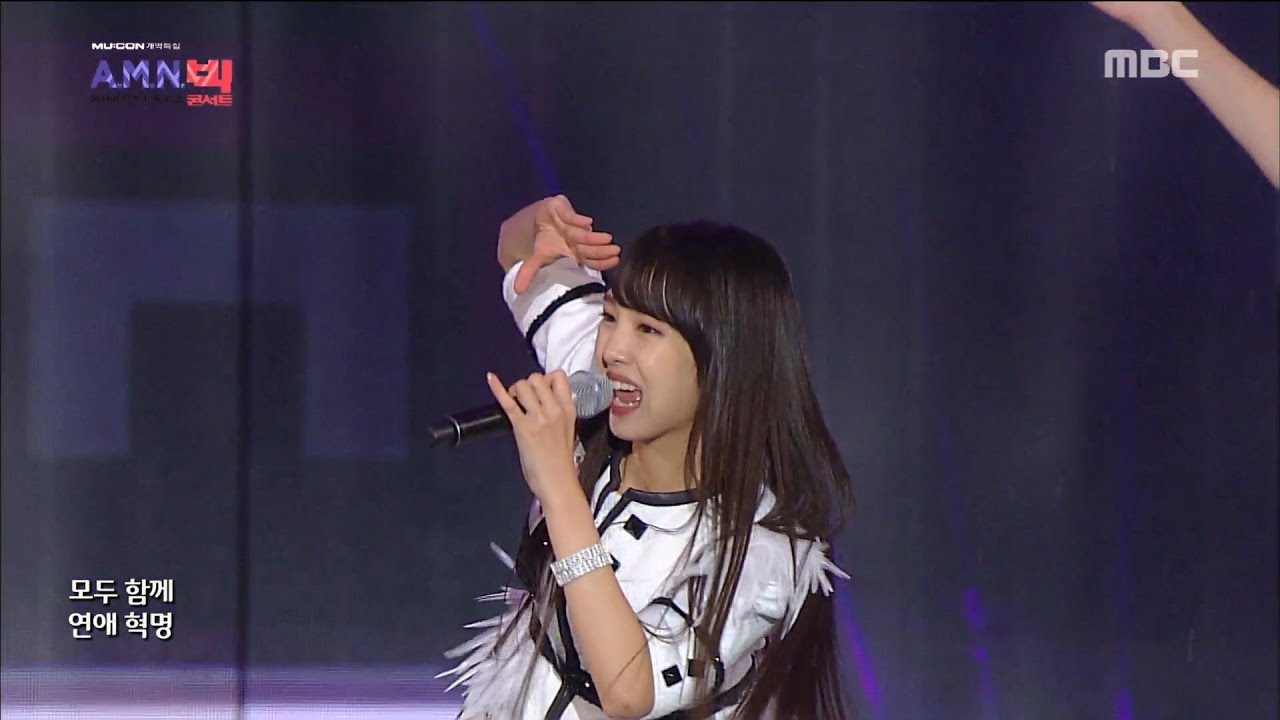Renai revolution 21 by morning musume - 1 part 6