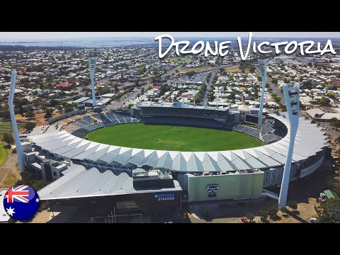 Kardinia Park Stadium (GMHBA Stadium) - Geelong, Australia [4K-UHD]