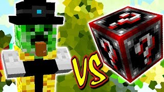 BRUXA SUPREMA VS. LUCKY BLOCK DOOM (MINECRAFT LUCKY BLOCK CHALLENGE WITCH)