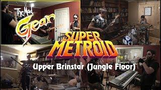 Super Metroid // Upper Brinstar (Jungle Floor) // Live at Mad Gear HQ