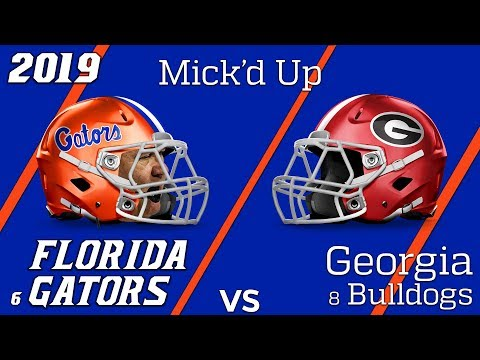 19.9 Florida Vs Georgia Mick'd Up Condensed