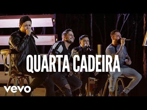 Matheus & Kauan - Quarta Cadeira ft. Jorge & Mateus