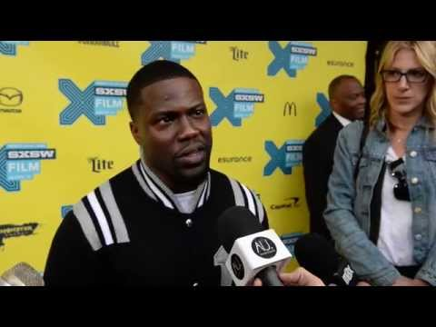 Director Etan Cohen and ActorComedian Kevin Hart discuss new comedy 'Get Hard'