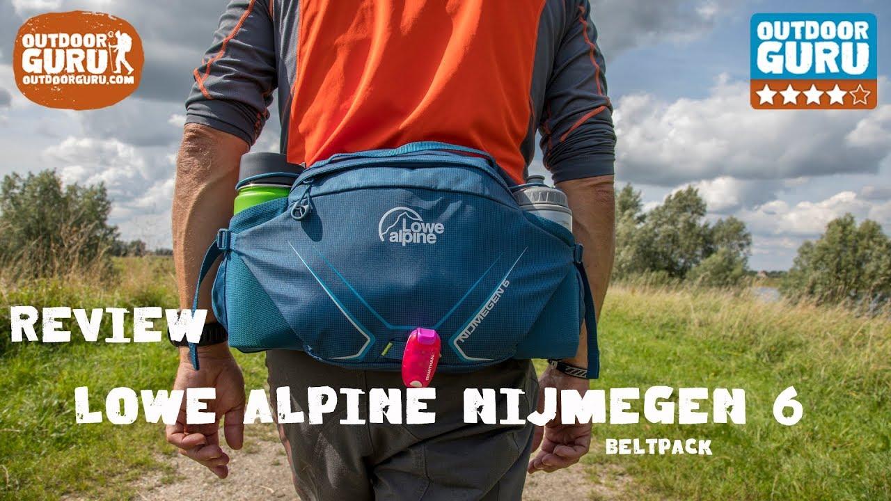 d2e9dfcbf09 Lowe Alpine, de Nijmegen 6 heuptas