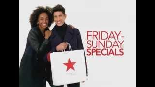 Alex Sayhi - Macy's Veteran's day Sale USA Commercial