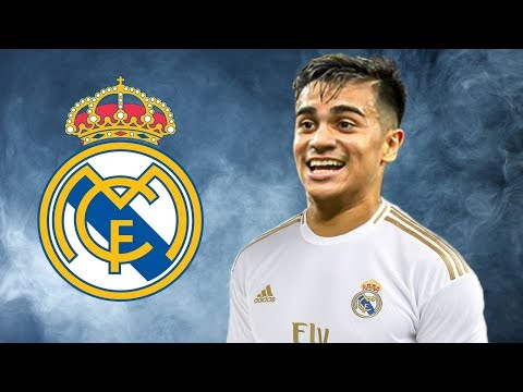 Reinier Jesus ● Welcome To Real Madrid ● 2019/20 ⚪