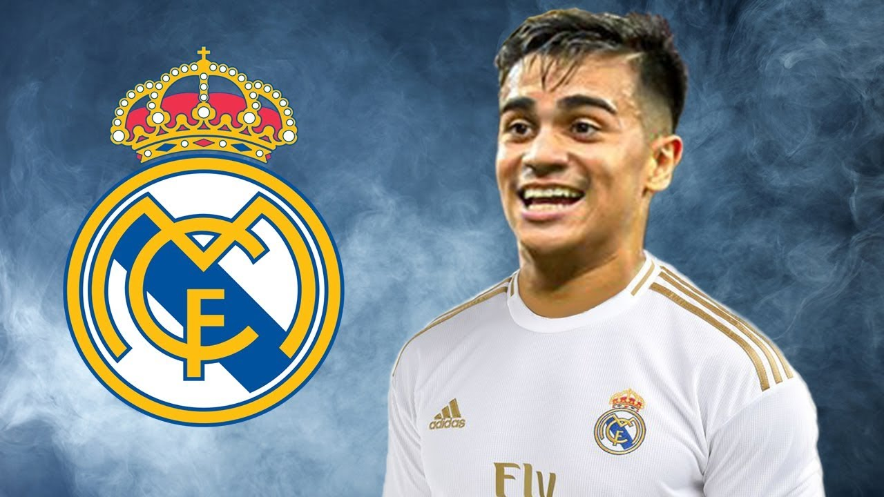 Reinier Jesus Welcome To Real Madrid 2019 20 Youtube