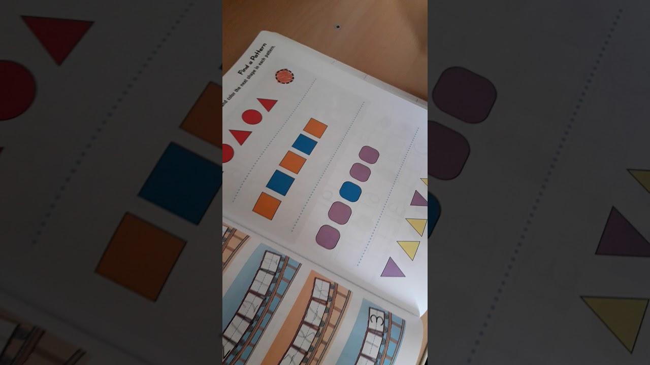 1 Sınıf Matematik örüntü Konusu Youtube