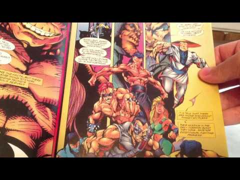 Mortal Kombat #0 From Malibu Comics HD