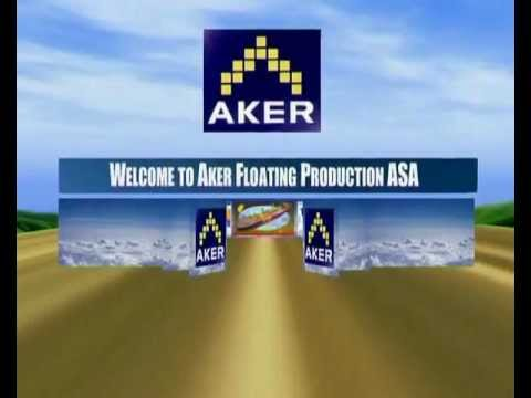 Autodesk Combustion 4: Aker Floating Production's FPSO Consept