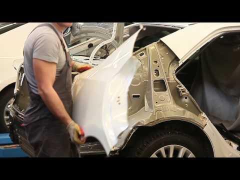 Кузовной ремонт в Тойота Центр Новокузнецк