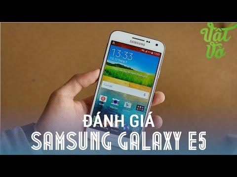 [Review dạo] Đánh giá chi tiết Samsung Galaxy E5 - sự lựa chọn quá tốt tầm giá 5 triệu đồng