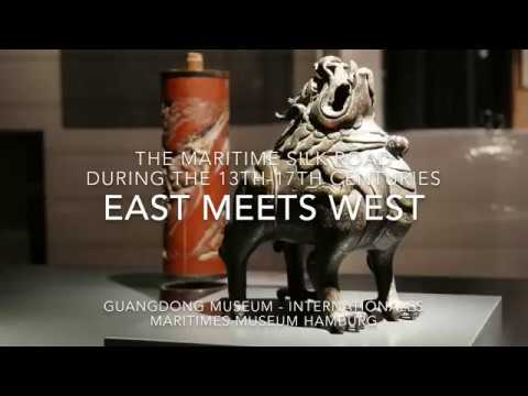 EAST MEETS WEST - the Maritime Silk Road During the 13th-17th Centuries