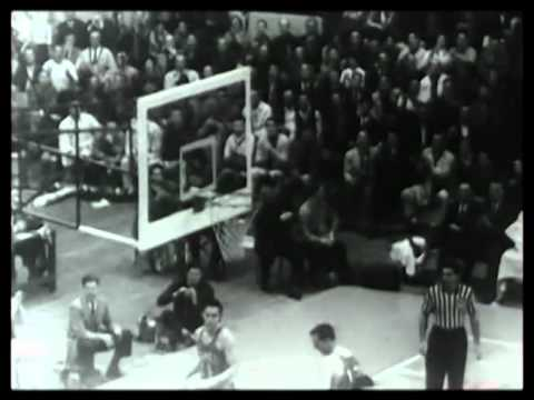 Boston Celtics win NBA Basketball Title 1960.f4v