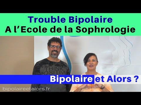 Trouble Bipolaire à l'Ecole de la Sophrologie