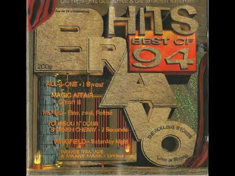 BRAVO HITS Album Best Of 94''