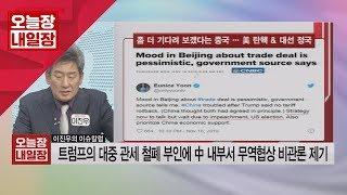 [서울경제TV] 이진우의 이슈칼럼 - '일진일퇴' 美·…