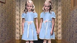 Watch These Twins Recreate the Creepiest Horror Movie Children!