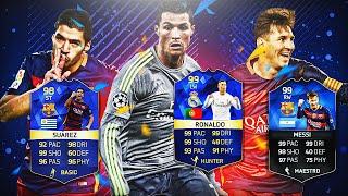 PLANTILLA DE 10 MILLONES... LA MEJOR BBVA DE FIFA 16 !!