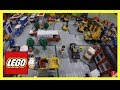 EVERY LEGO Town set from 1978 to 1987! Awesome collection!